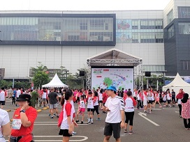 Hello Kitty Run Indonesia 2016