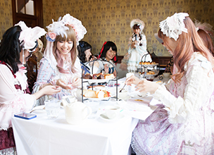 Lolita Tea Party in Fukuoka 2016 フォトレポート