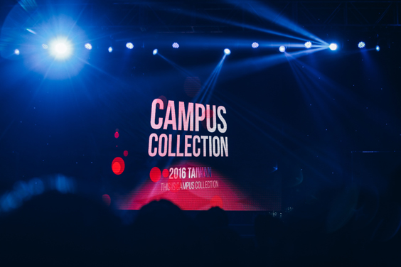 CAMPUS COLLECTION 2016 TAIWAN