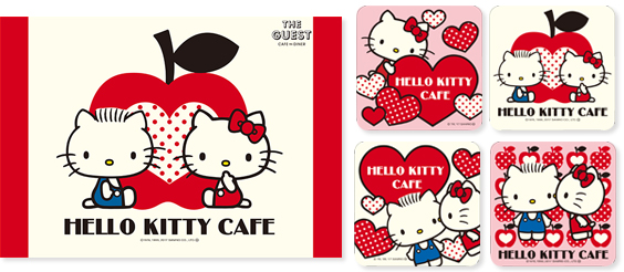 Hello! Kitty Cafe