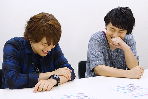 Interview Now ~ 寺岛惇太 (Junta Terashima)、内田雄马  (Yuma Uchida) ~
