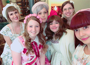#16 My First Tea Party with Swiss Lolitas!