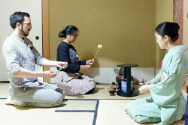 茶道 Tea ceremony