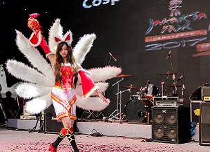 """Jakarta Fair: Cosplay, Idol & Band Carnaval"" - Cosplay Snaps"