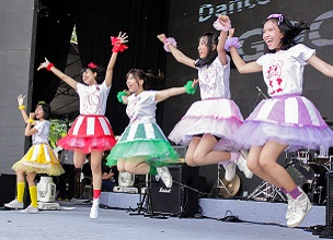 """Jakarta Fair: Cosplay, Idol & Band Carnaval"" Event Report"