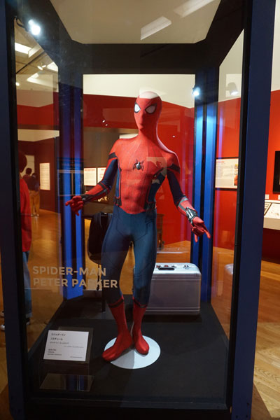 MARVEL / AGE OF HEROES EXHIBITION