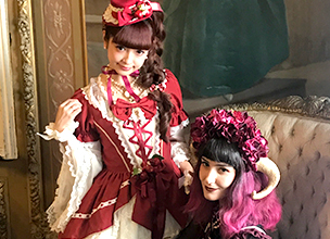 #20 Lolita Tea Party in Brazil!