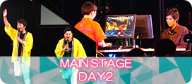 Kitakyushu Pop Culture Festival 2017 Main Stage Day2