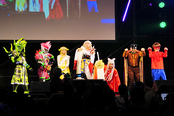 WORLD COSPLAY SUMMIT 2018 Kyushu Qualifying Round