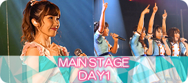 Kitakyushu Pop Culture Festival 2017 Main Stage Day1