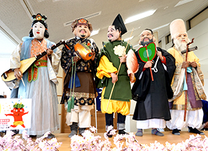 "The ""Tochoji Setsubun-sai"" will be held this February! Fukuoka-based international students got in the festival spirit at the Fukuoka prefectural offices!"