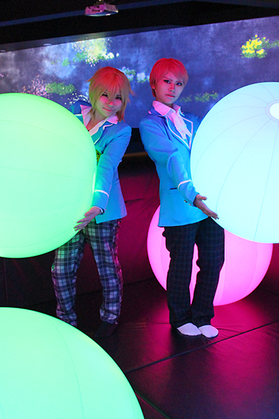 teamLab Hakata Cosplay Night@Canal City Hakata