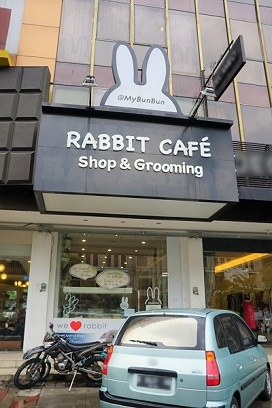 MyBunBun Rabbit Cafe