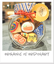 organic is ordinary