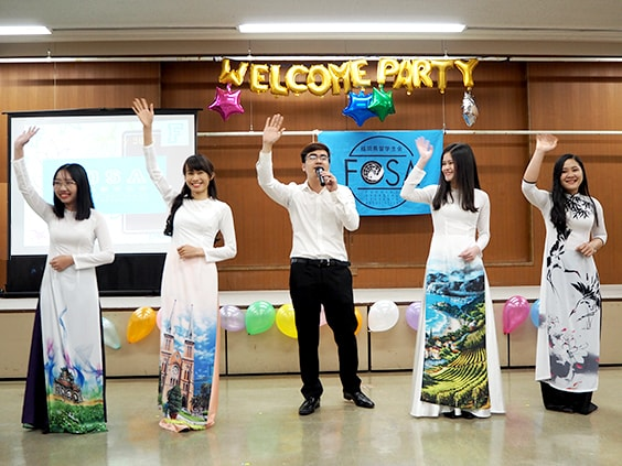 FOSA Welcome Party 2018