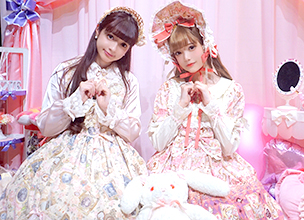 [Misako Aoki's Travel Diary from the World of Lolita] #27 Creating my first lolita cafe! - Promoting lolita fashion in Japan! -