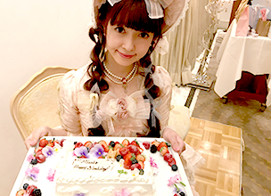 #28 My first special birthday celebration - I wont be giving up on lolita fashion just because of my age!