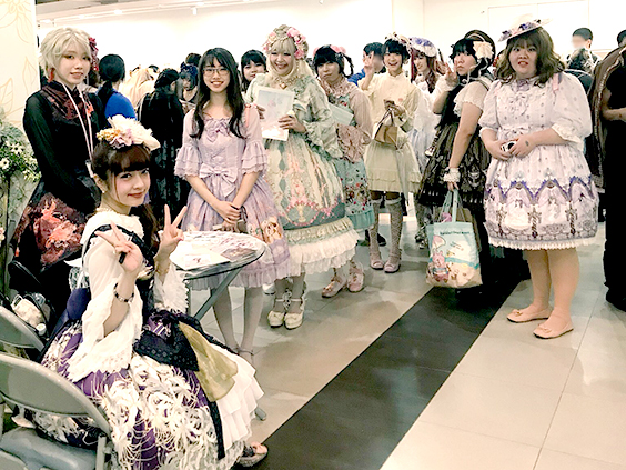 Misako Aoki's Travel Dairy from the World of Lolita