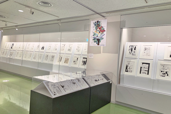 The works of Mutsumi Hagiiwa 40th Anniversary