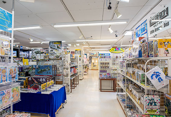 VOLKS Fukuoka Showroom