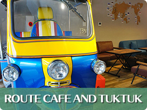 ROUTE CAFE & TUK TUK