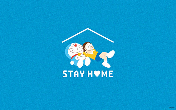 DORAEMON『STAY HOME』Project