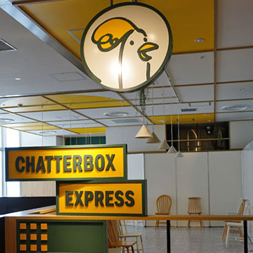 CHATTERBOX EXPRESS